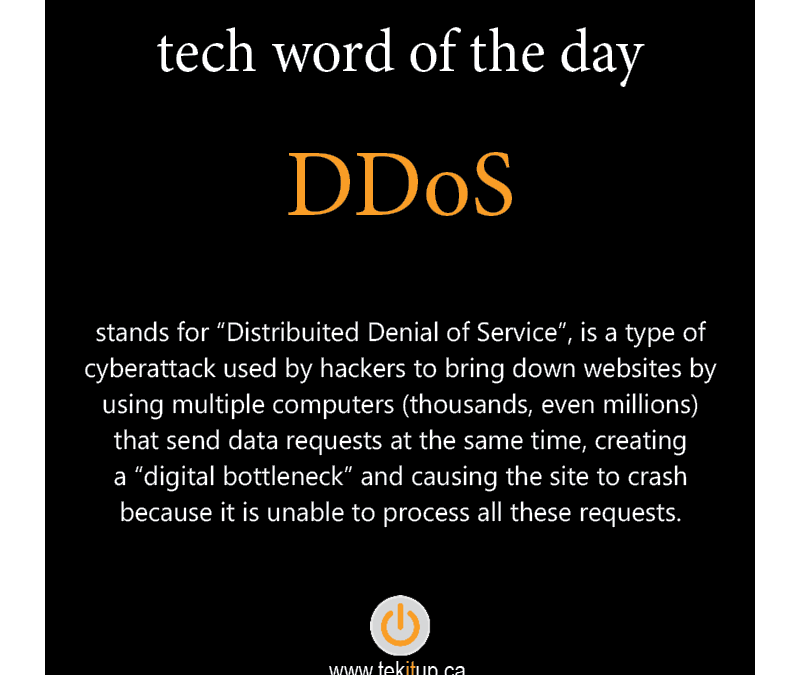 tech word of the day