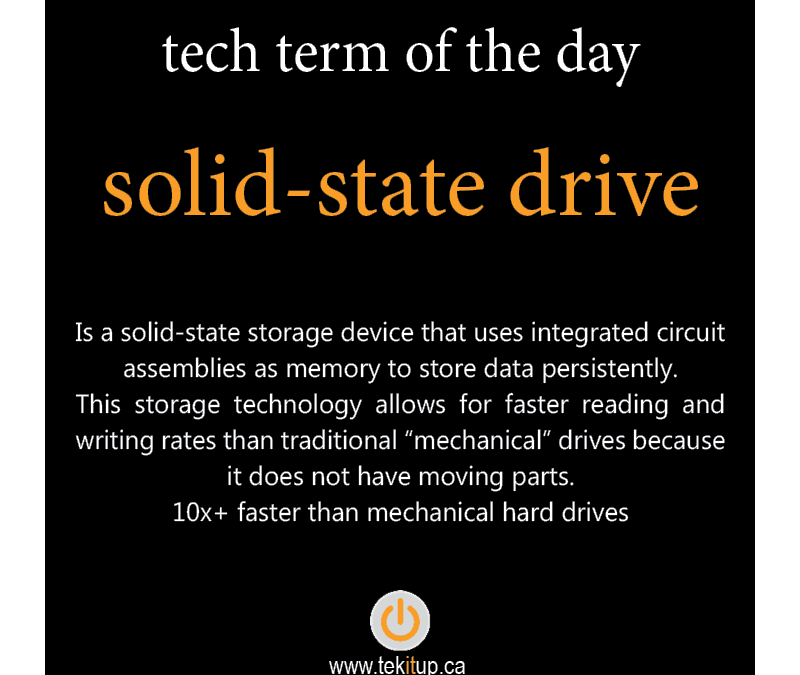 tech term of the day